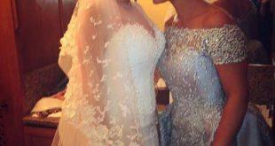 صورة زفاف ابنة اصاله نصري