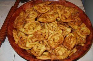 صورة حلويات جزائرية مع المقادير