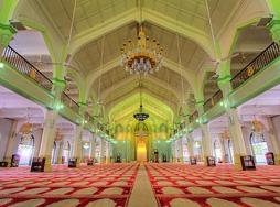 صورة الصلاة في المسجد في المنام
