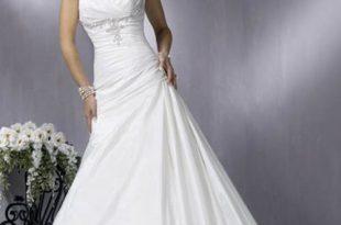 صورة فساتين زفاف رقيقة