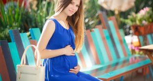صورة كبر البطن في الحمل
