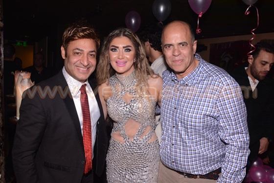صورة عيد ميلاد سحر شعراوي
