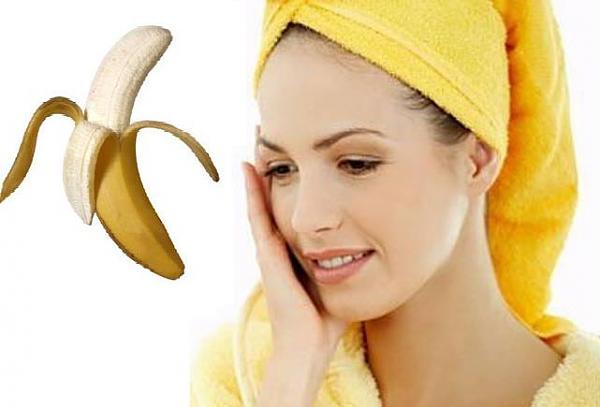صور فوائد الموز للشعر