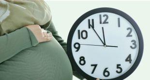 صورة معرفة وقت الولادة