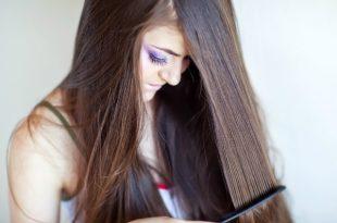 صورة وصفات طبيعية لتطويل الشعر وترطيبه