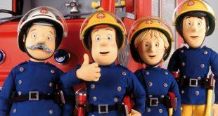 صورة سامي رجل الاطفاء