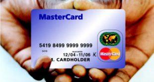 صور الحصول على بطاقة ماستر كارد مجانا