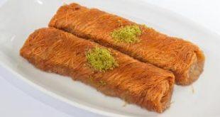 صورة حلويات مغربية بسيطة