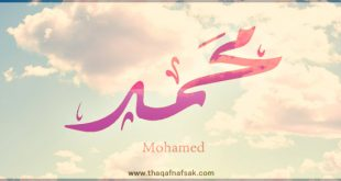 صورة معنى محمد 20160820 5037 1 310x165