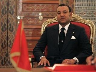 صورة ملف عن الملك محمد السادس