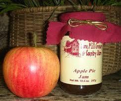 صور طريقة تحضير مربى التفاح