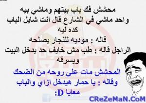 صورة اجمل نكتة مصرية