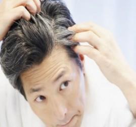 صورة وصفات طبيعية لصبغ الشعر الابيض