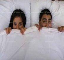 صورة ما حكم التعري بين الزوجين