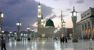 صورة اجمل الصور للمسجد النبوي الشريف
