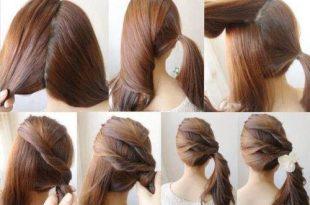 صورة تسريحات الشعر بالصور والخطوات