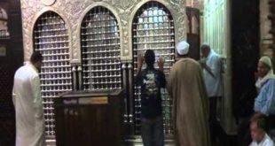 صورة مقام السيدة زينب في مصر