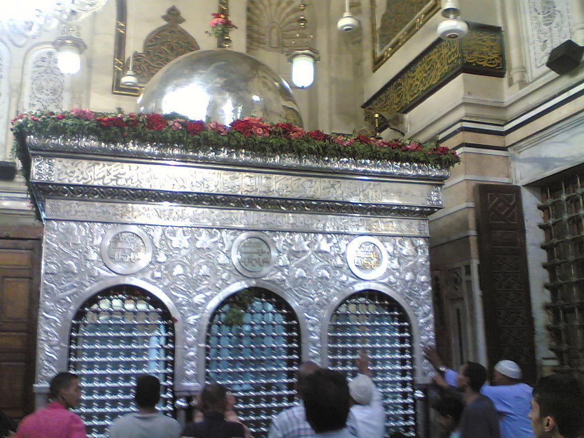 بالصور مقام السيدة زينب في مصر 20160820 840