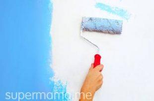 صورة اسهل طريقة لدهان المنزل