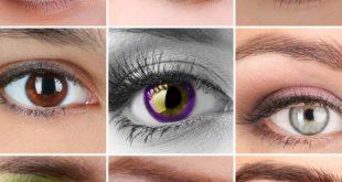 صور اعرف شخصيتك من لون عيونك
