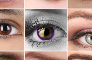 صورة اعرف شخصيتك من لون عيونك
