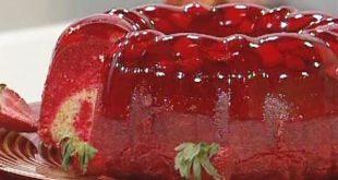 صورة حلويات بالجلي
