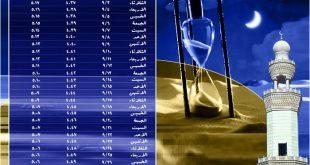 صور موعد اذان الفجر في الرياض