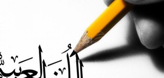 صورة لغة عربية للصف الثالث الاعدادي