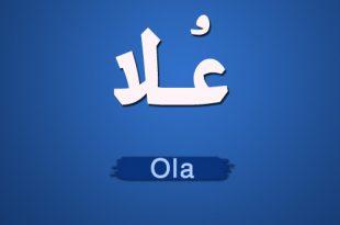 صورة اسم علاء في المنام