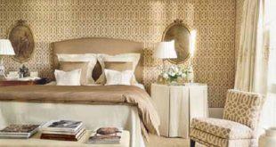صور ورق الحائط لغرف النوم