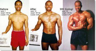 صورة زيادة الوزن بسرعة