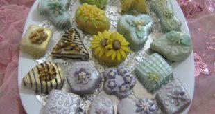 صورة حلويات عصرية جزائرية