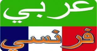 صورة قاموس من الفرنسية الى العربية