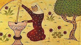 صورة قصة رابعة العدوية الحقيقية