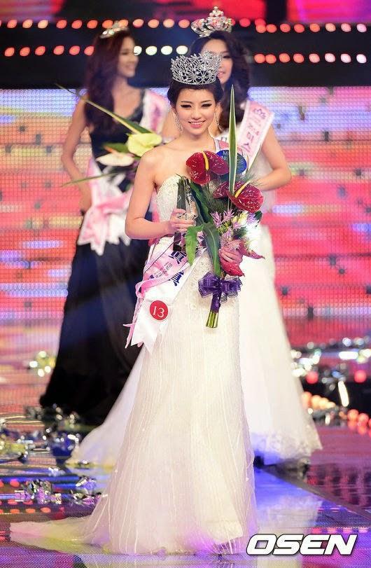 بالصور اجمل فتاة كورية بالعالم تجنن , ملكة جمال كوريا شي يجنن 42867 1