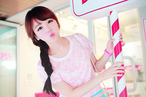 بالصور اجمل فتاة كورية بالعالم تجنن , ملكة جمال كوريا شي يجنن 42867 4