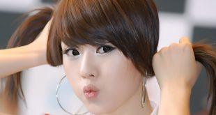 صورة اجمل فتاة كورية بالعالم , ملكة جمال كوريا شي يجنن