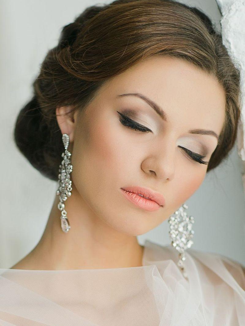 بالصور اجمل طريقة لمكياج الزواج , ميكب العروس بالصور 42873 2