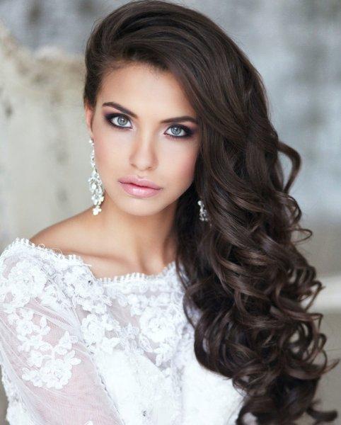 صورة اجمل تصفيفات الشعر الاكثر جمال بالعالم , تسريحات للشعر الطويل