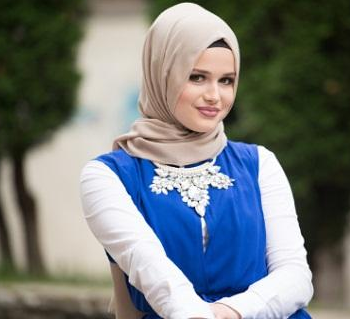 صورة اجمل بنات بالحجاب 2018 , الحجاب سر الجمال والاناقه