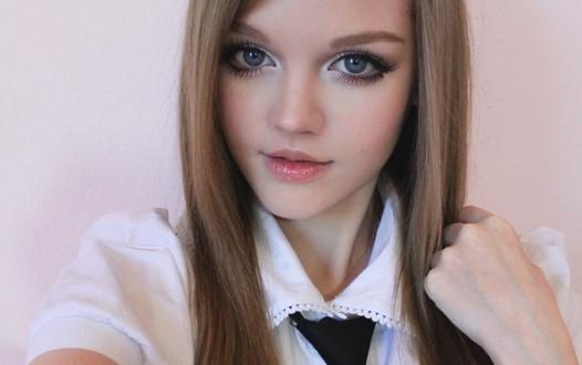 صورة اجمل الصور بنات امريكا في سن 14 , احلي المراهقات في امريكا